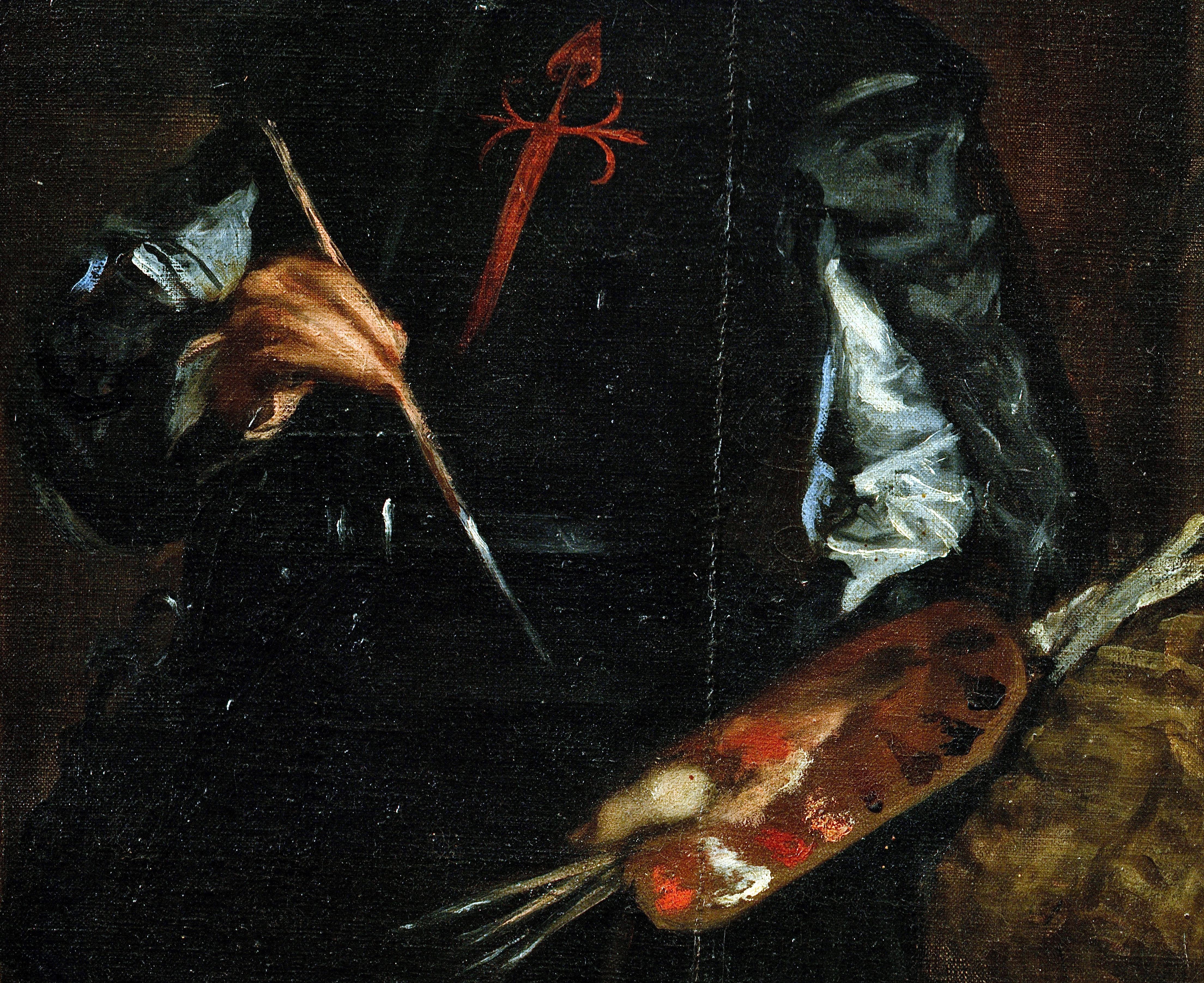 Regards à l'oeuvre, Autorretrato_de_Velázquez_en_las_Meninas.jpg